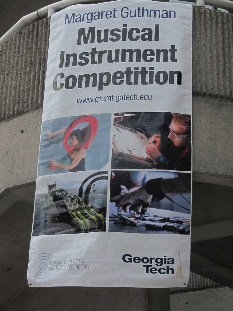 Guthman Musical Instrument Competition